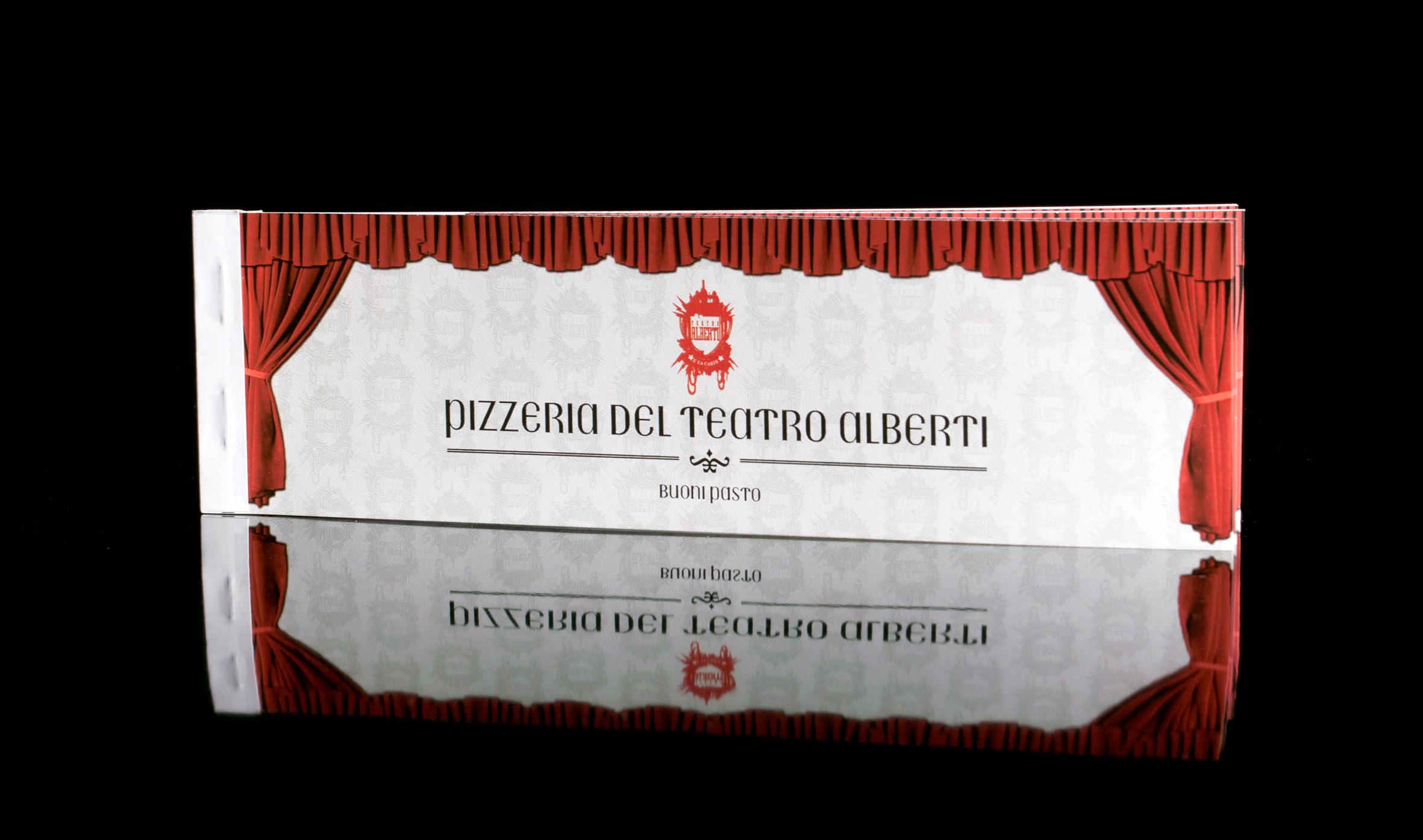 Voucher Pizzeria Teatro Alberti