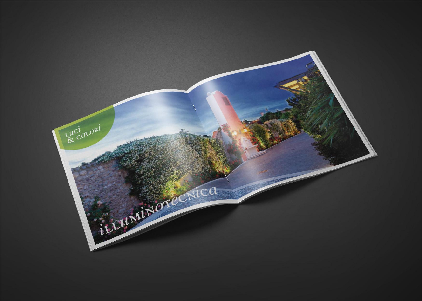Giardini Moretti interno Brochure