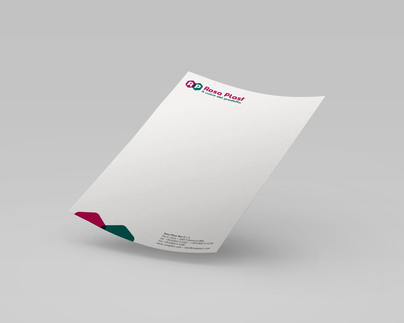 Rosa-Plast-Foglio-lettera
