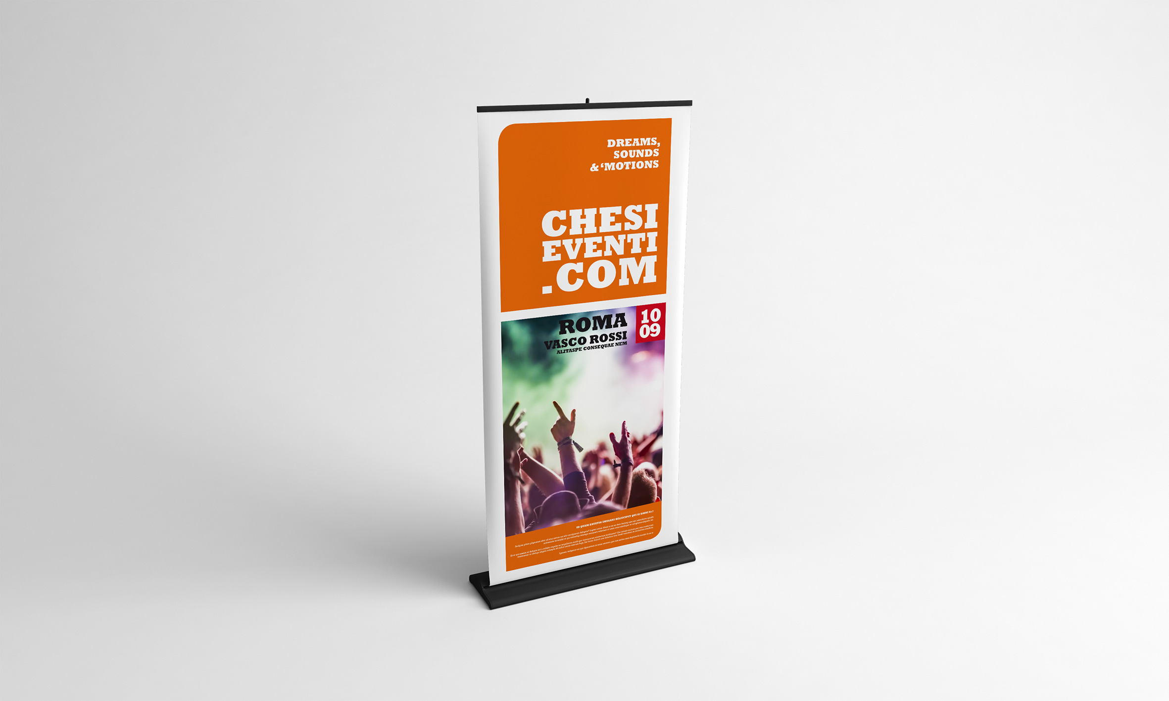 Chesi-Eventi-Roll-Up