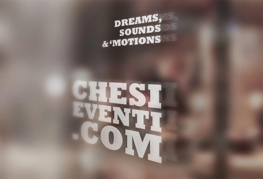 Chesi-Eventi-Vetrofania