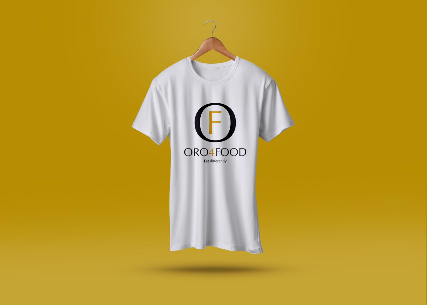 Orobica Food-T-Shirt