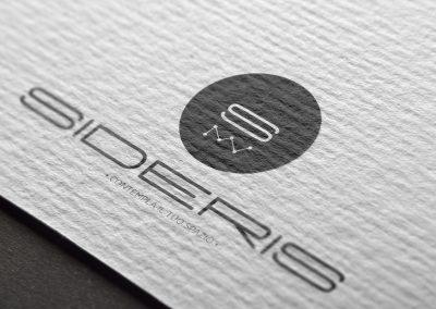 Creativamente Agenzia di Comunicazione Brescia - SIDERIS - nuovo marchio-03