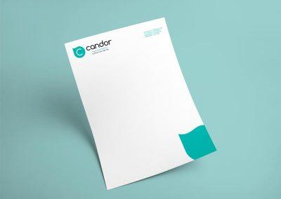 Candor - New Brand - Foglio Lettera - Creativamente - Agenzia di Comunicazione Brescia