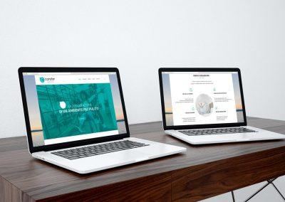 Candor Pulizie - Sito Internet - Creativamente - Agenzia Comunicazione Brescia