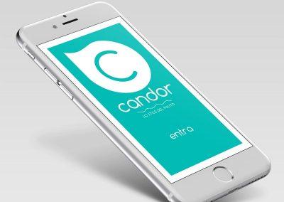 Candor Pulizie - iPhone6 - Creativamente - Agenzia di Comunicazione Brescia